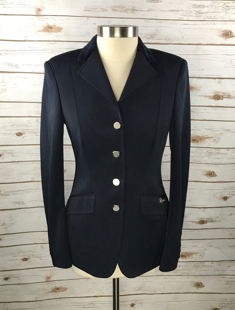 Cavallo Grannus mS Competition Jacket in Navy - Women's 10L