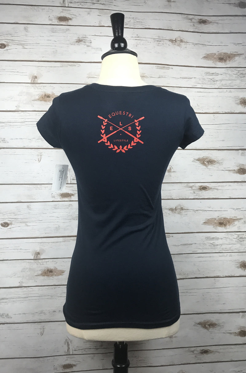"Equestrilifestyle ""Beezie"" Tee - Women's XS"