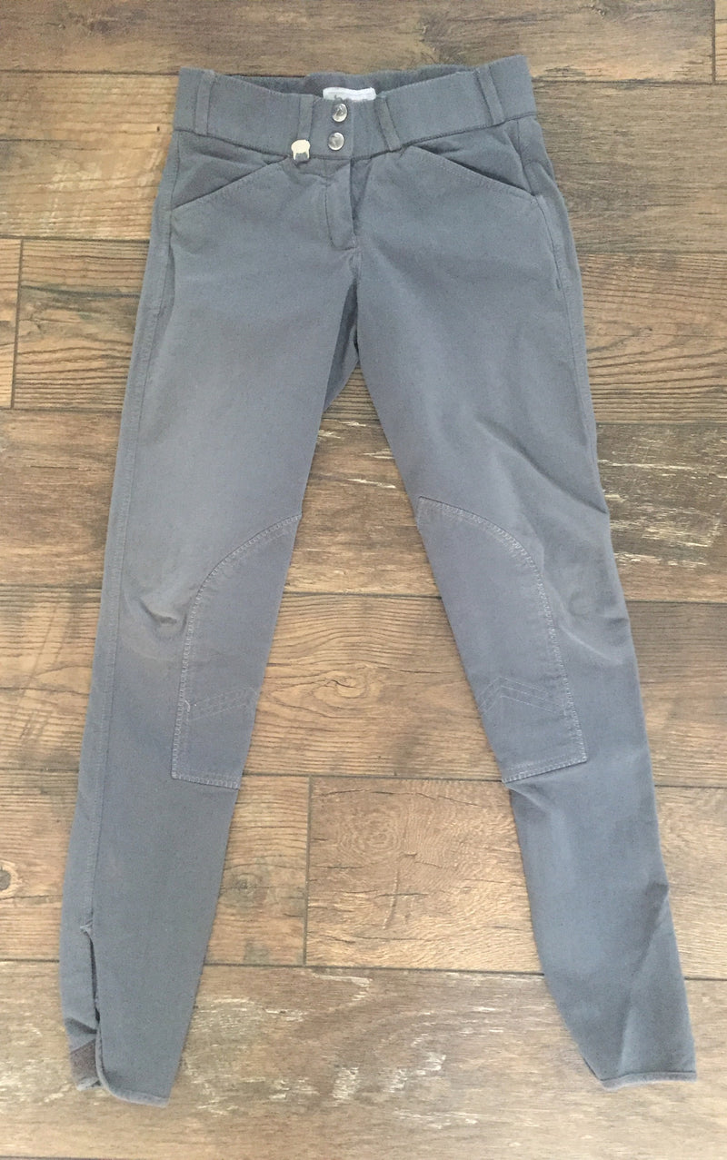 Horze Gray Breech - Adult XXS