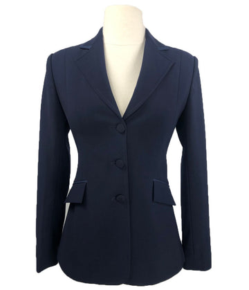 Hayward EuroRibbon Jacket in Navy - Women's 2 | XS
