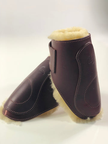 Pessoa Hind Boots in Oakbark -  Overview