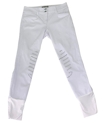 Animo Breeches in White