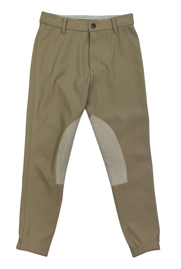 Devon-Aire All Pro Ribbed Breeches in Tan