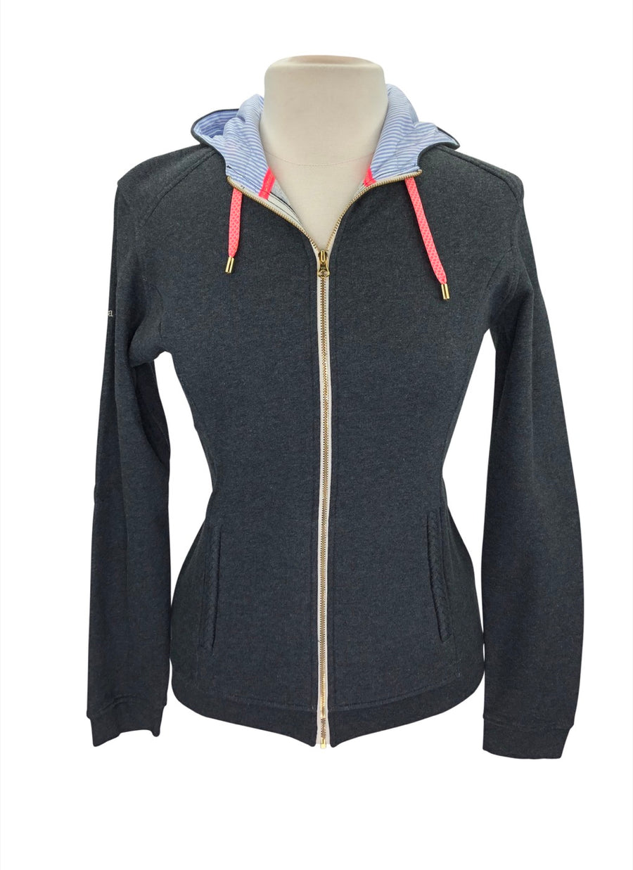 Dada Sport Cornet Hooded Sweater in Grey - Women's L