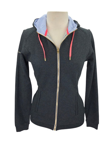Dada Sport Cornet Hooded Sweater in Grey - Women's XS