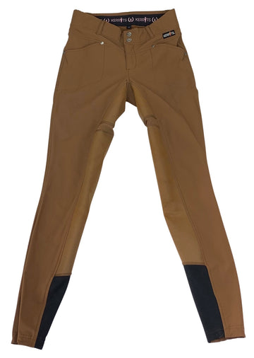 Kerrits Crossover Full Seat Breeches in Brown