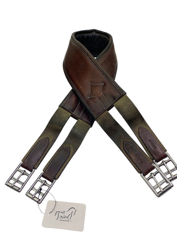 Voltaire Design Hunter Girth in Brown