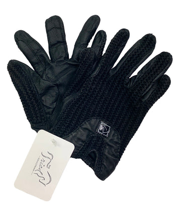 SSG Knit Gloves in Black