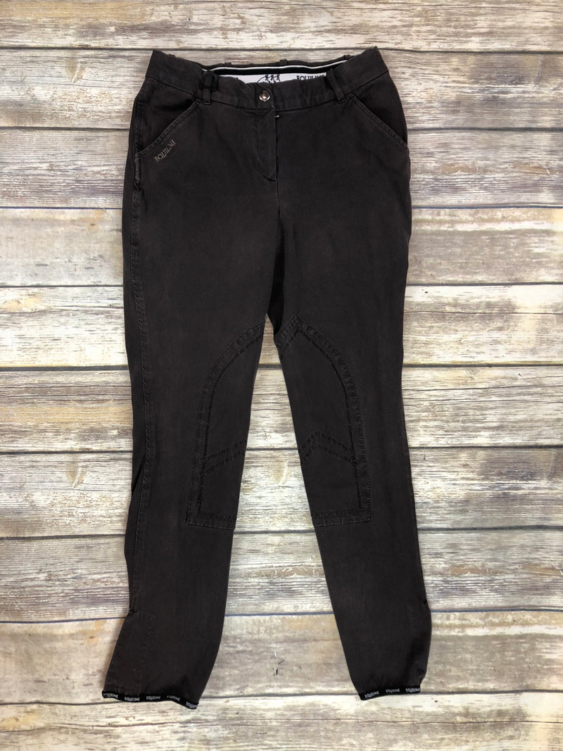 Equiline Breeches in Brown - Women's IT 42