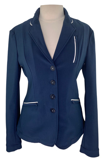 Equiline Competition Jacket in Navy - Women's IT 44 (US 10)