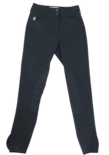 Tailored Sportsman Trophy Hunter Breeches in Charcoal