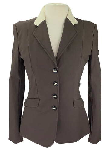 Equiline X-Cool Competition Jacket in Brown