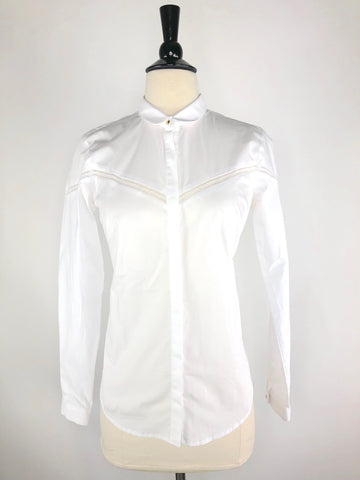 Dada Sport Quidam Show Shirt in White - Women's XS