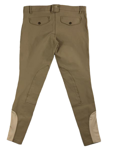 Dada Sport Corradina Breeches in Beige - Women's FR 40/US 30 | M/L