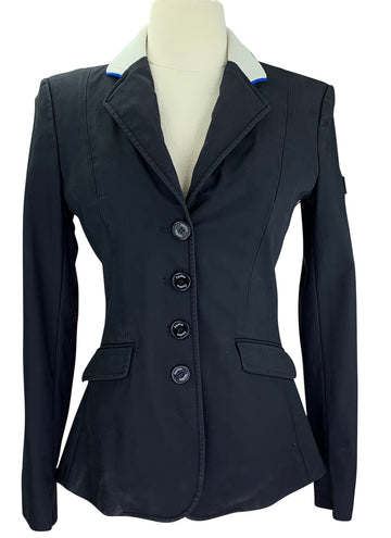 Equiline X-Cool Competition Jacket in Black