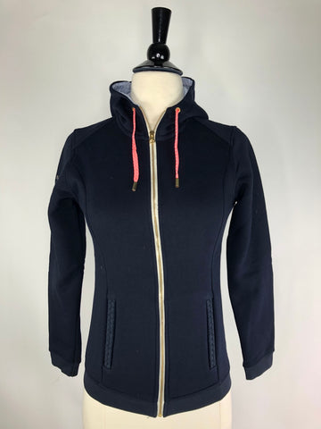 Dada Sport Cornet Hooded Sweater in Navy - Women's XS