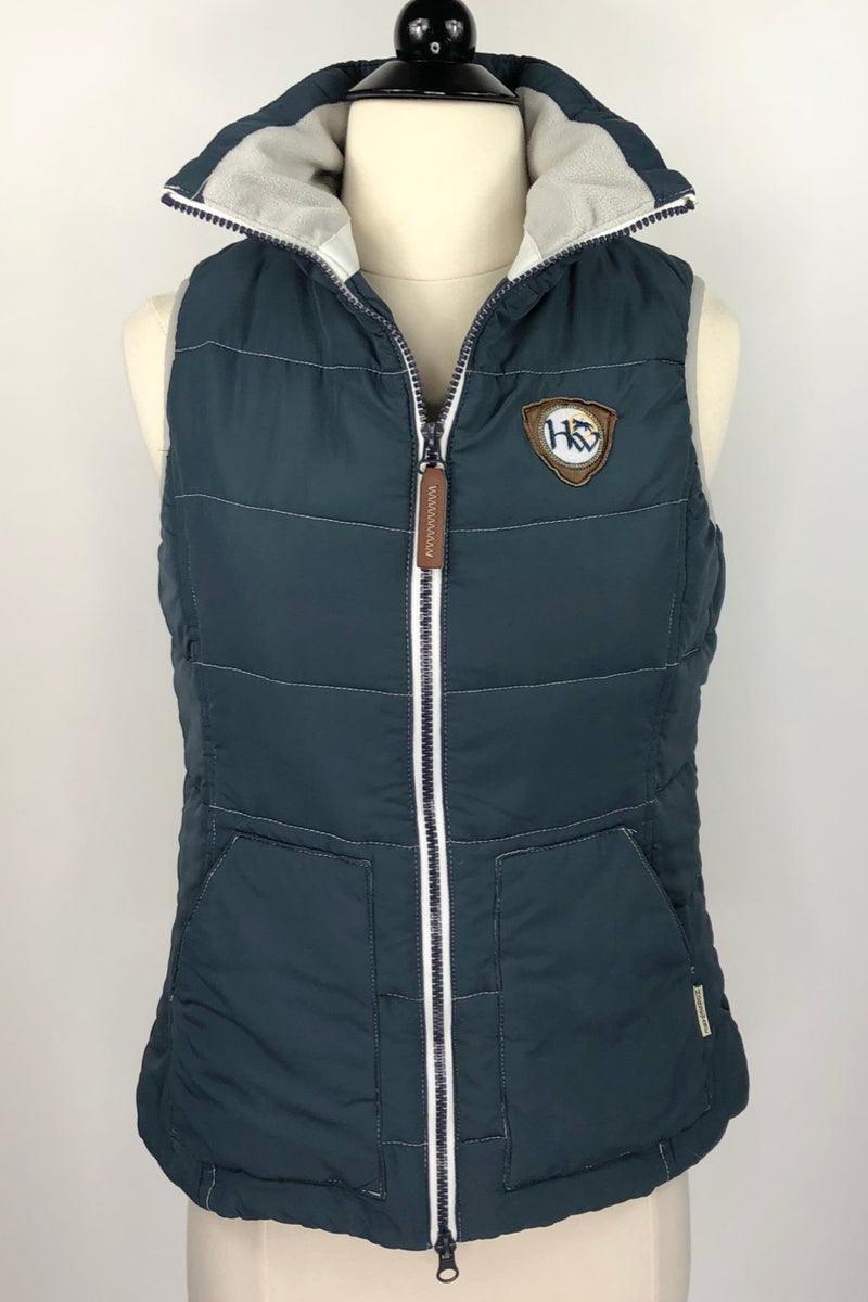 Horseware Ireland Padded Vest in Ice Blue - Women's XS