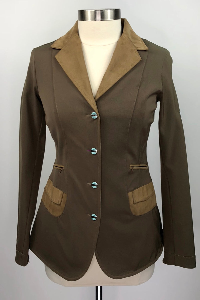Animo Show Jacket in Beige - Women's IT44
