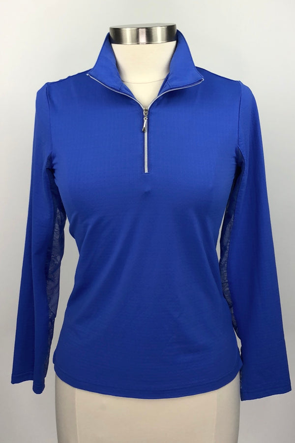 The Wellington Collection Extreme Air Shirt in Starlight Blue - Women's Medium
