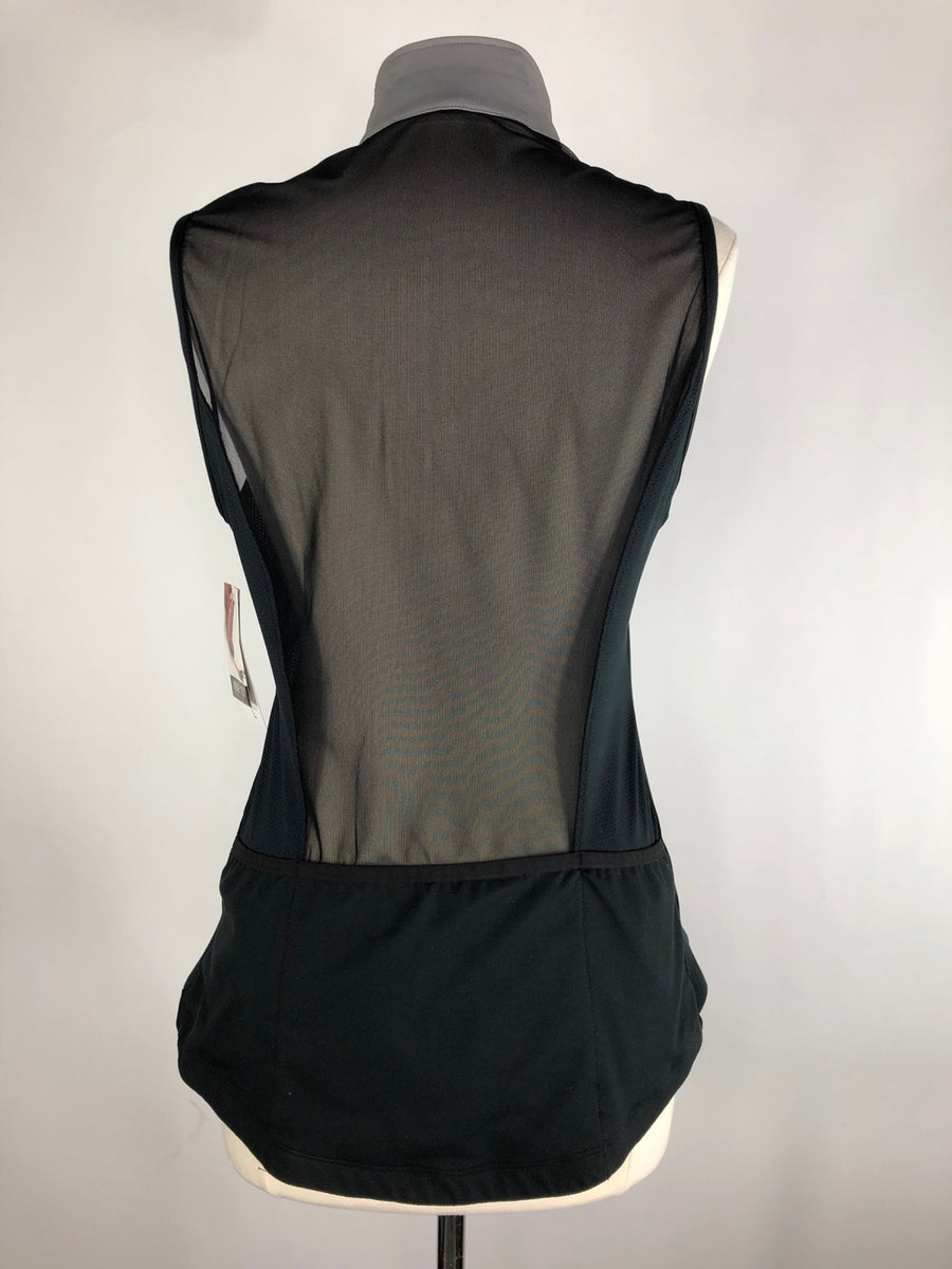 Kerrits All Terrain Vest in Graphite -  Back View