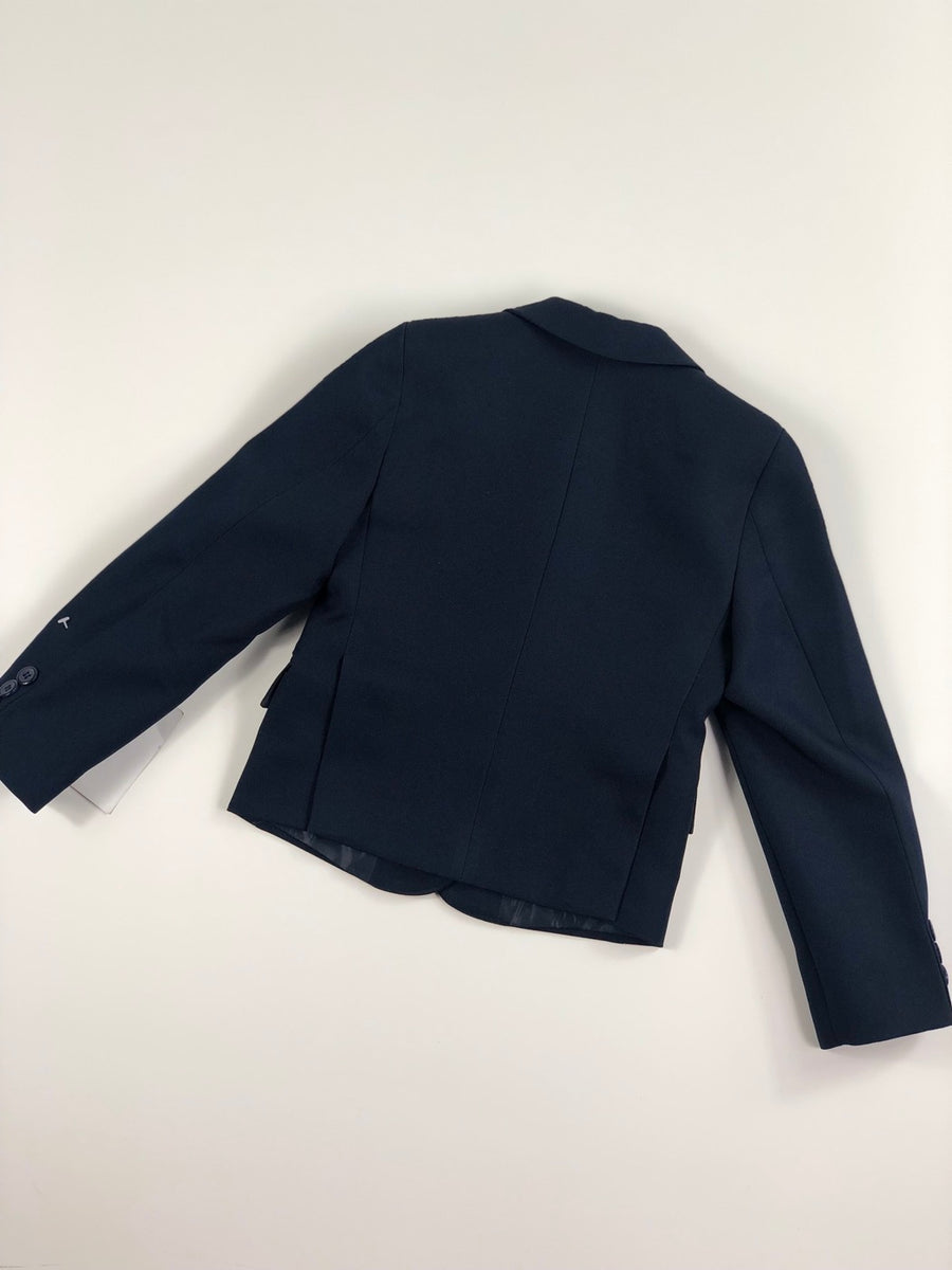 Equistar Children's Riding Jacket in Navy - Children's 4 | XS