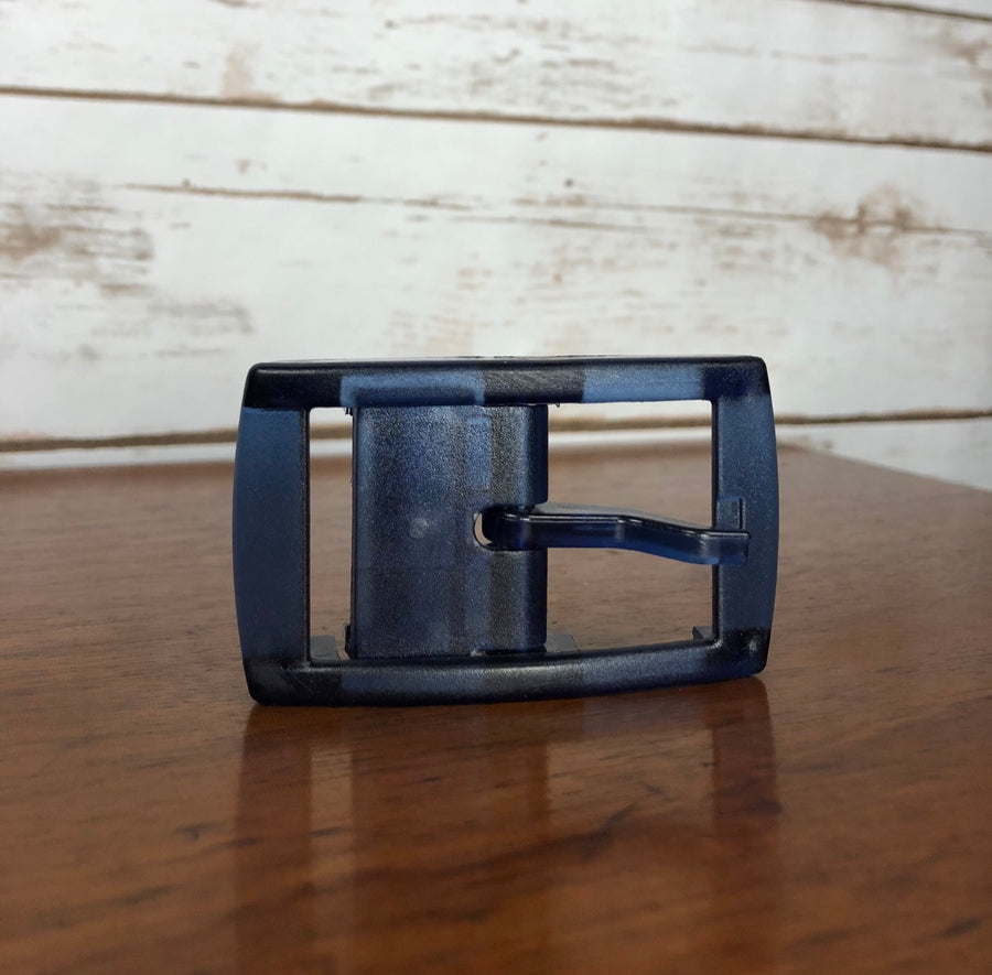 C4 Belt Buckle in Navy- Full View