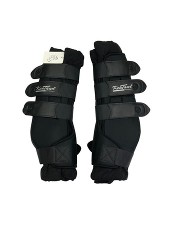 Velcro closed Kentaur rear thermo wraps