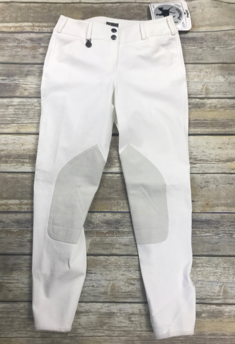 Pikeur Ciara Breeches in White - Women's 28