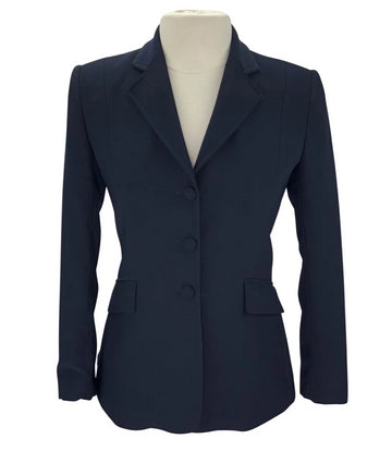 front view of Hayward EuroRibbon Show Jacket in Navy