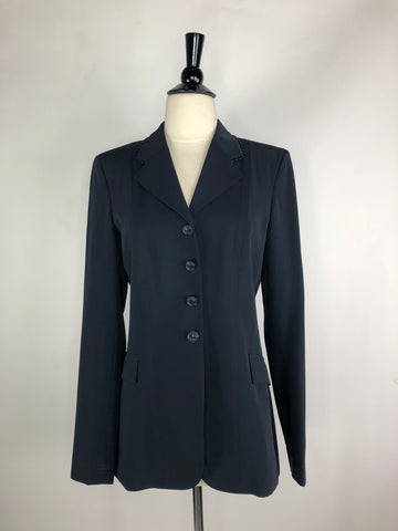 Grand Prix TechLite Show Jacket in Navy -  Front View