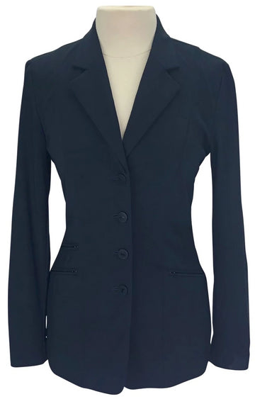 Front view of RJ Classics Victory Show Jacket in Navy