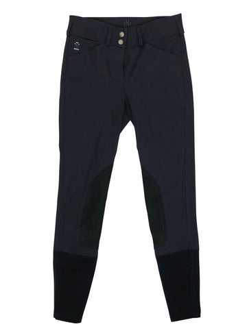 Mastermind breeches with logo on right pocket