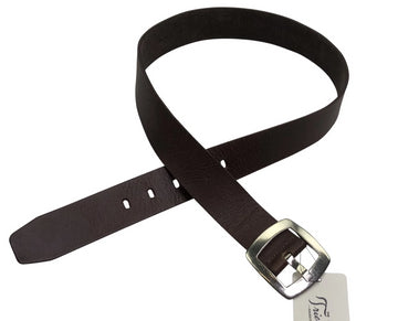 Calvin Klein brown leather belt
