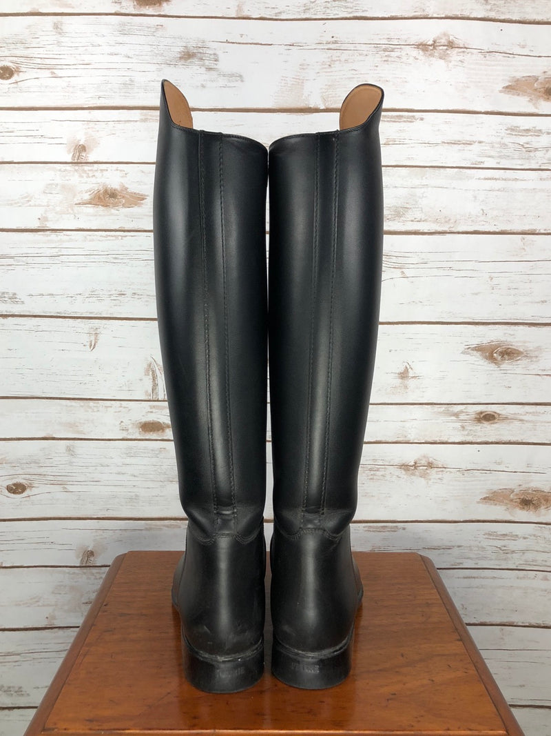 Petrie Olympic Dressage Boots in Black - Women's UK 6.5 (US 8.5) Series 03 LW