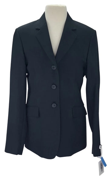 RJ Classics Hampton Washable Show Coat in Navy with tags
