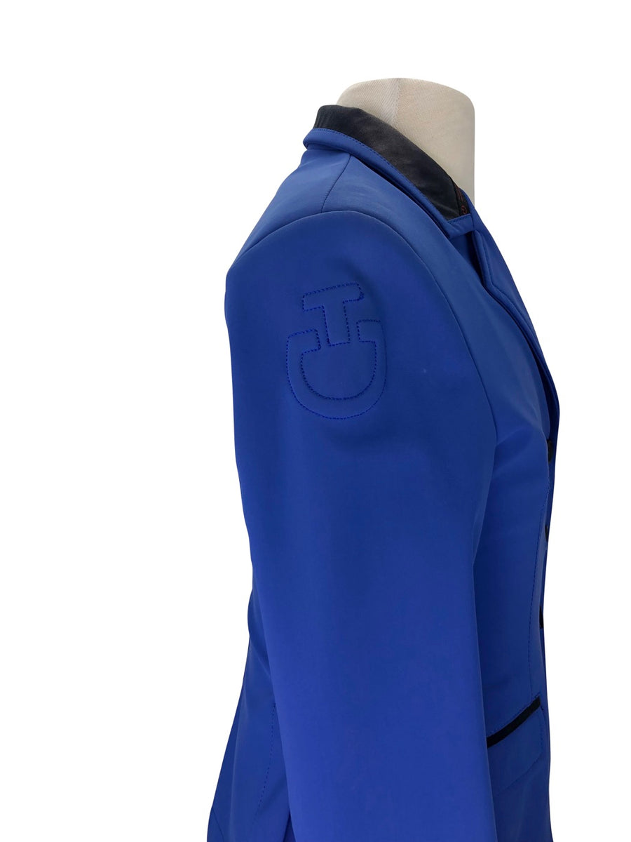 Cavalleria Toscana Competition Jacket in Blue - Children's 10