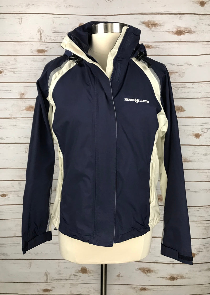 Henri Lloyd Portofino Jacket in Navy - Women's Medium