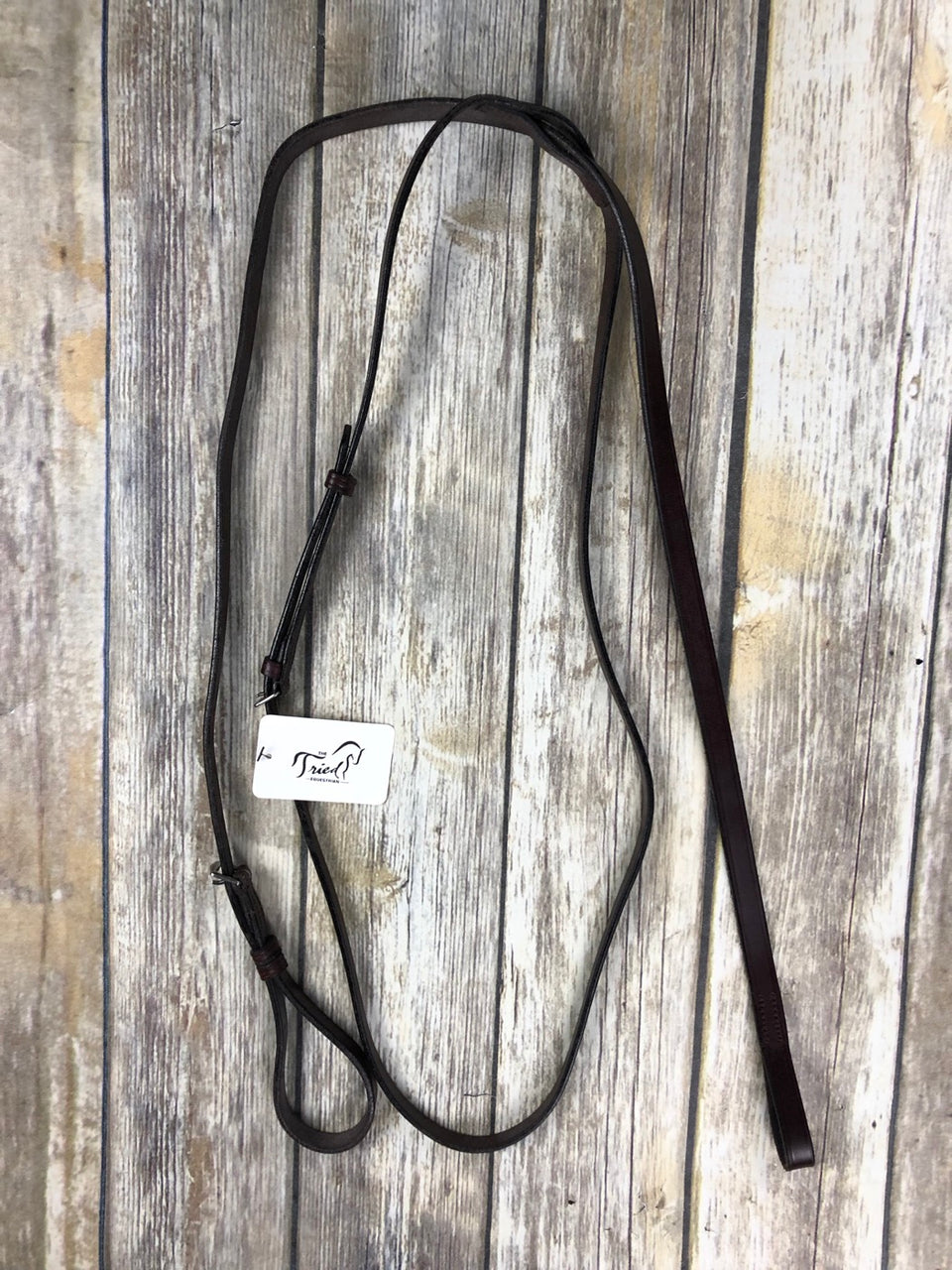 KL Select Flat Standing Martingale in Australian Nut - Full Size