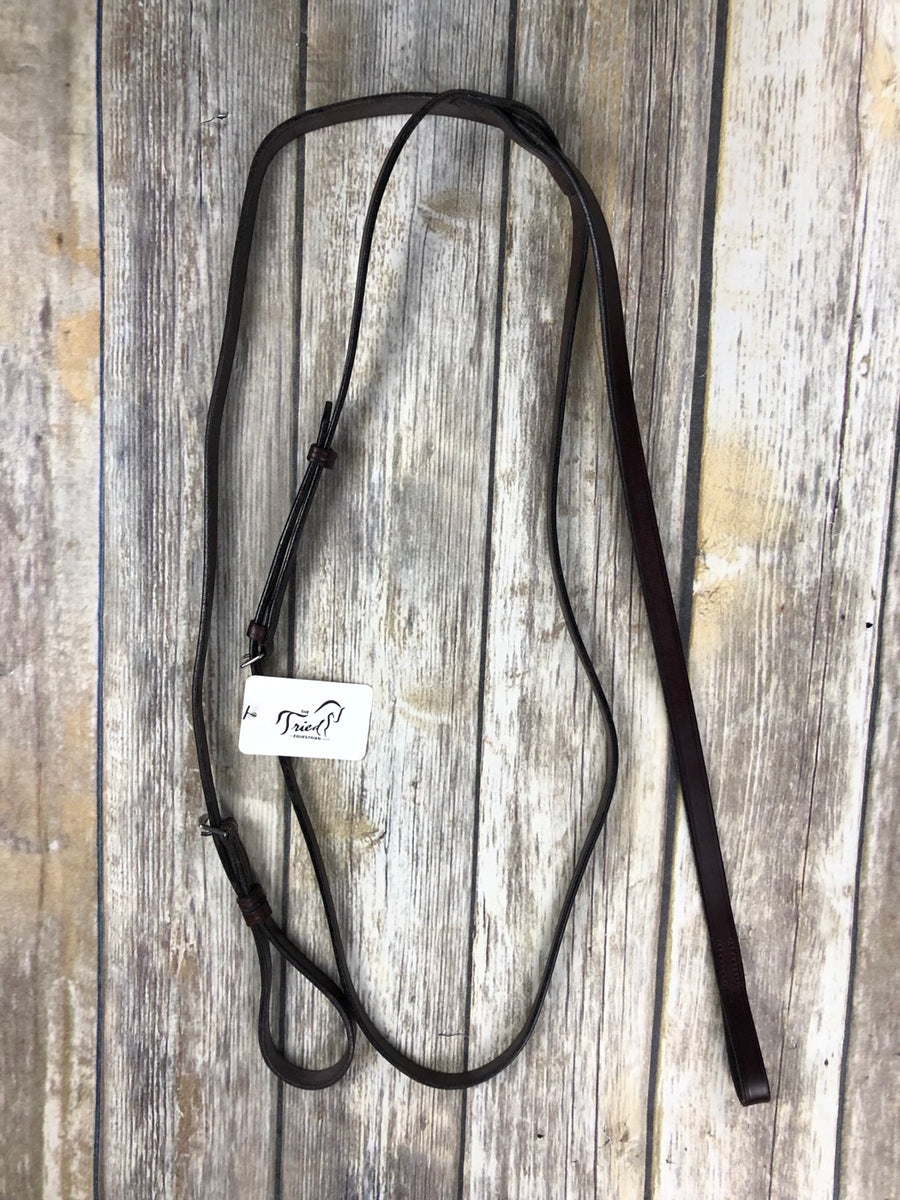 KL Select Flat Standing Martingale in Australian Nut - Overview