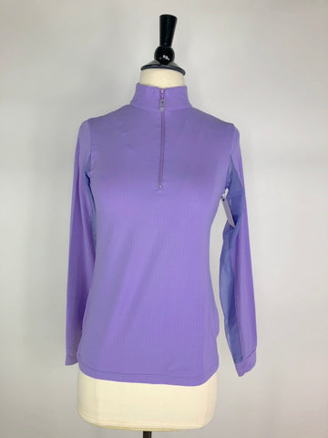 EIS Cool Shirt in Lavender - Women's XS