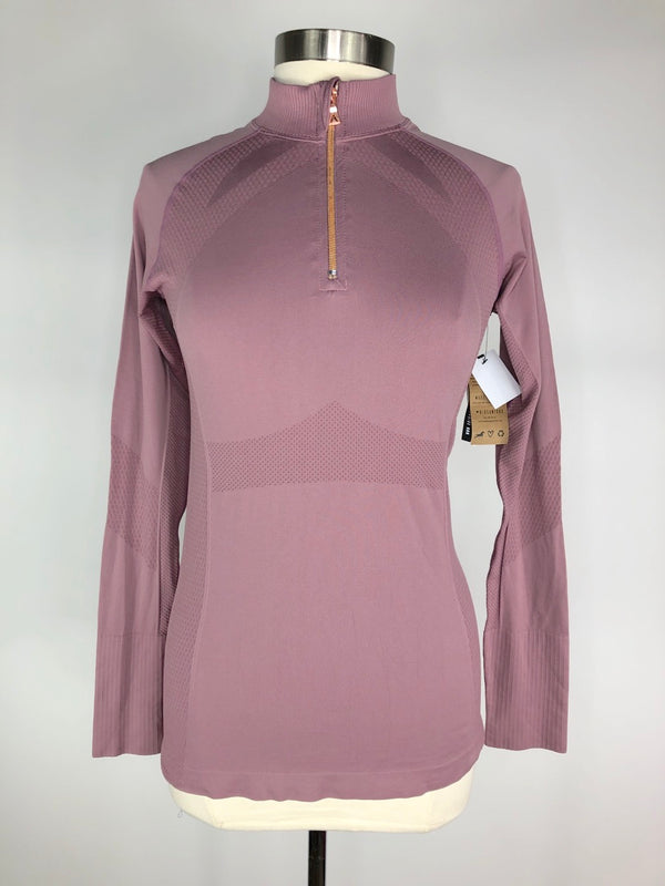 Anique Signature Shirt in Desert Rose - Women's Medium
