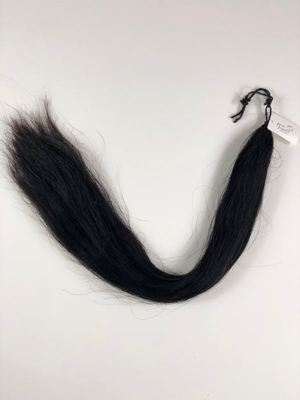 Tail Extension in Black - 35""