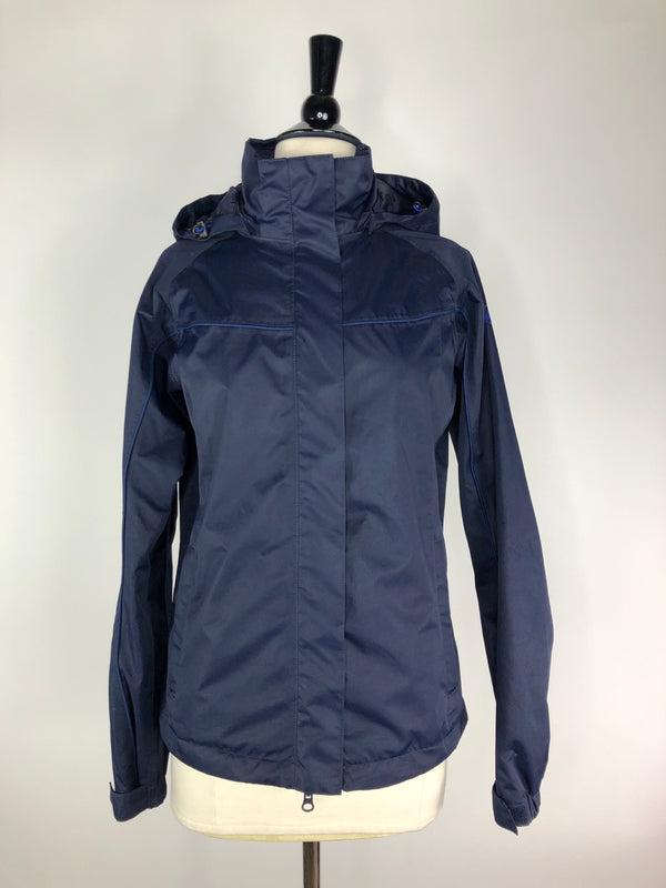 Riding Sport Rain Jacket in Navy - Women's XS