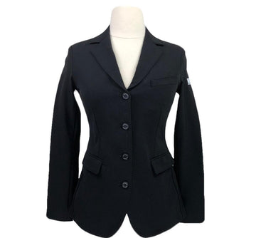 front view of Animo Show Jacket in Black - Women's IT 38 (US 2) | XS