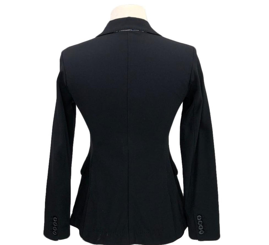 back view of Animo Show Jacket in Black - Women's IT 38 (US 2) | XS
