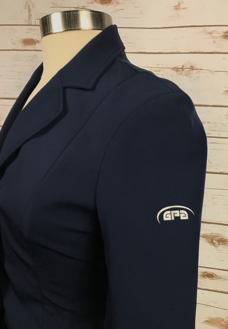 GPA Trophy Softshell Competition Jacket in Navy -  Women's FR 40