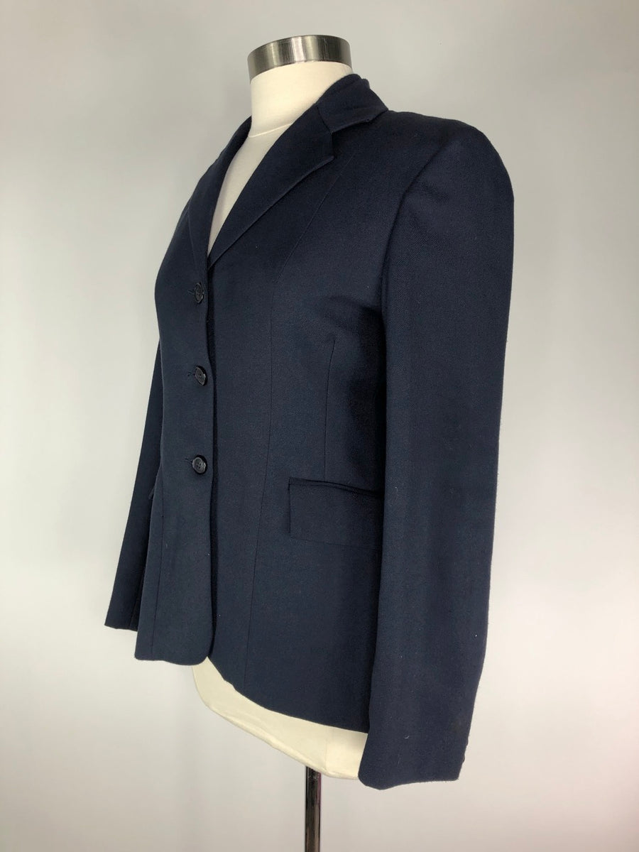 TuffRider Starter Show Coat in Navy - Women's 8 | M