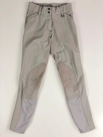 Romfh Sarafina Breeches in Mist Grey - Women's 22R | XS