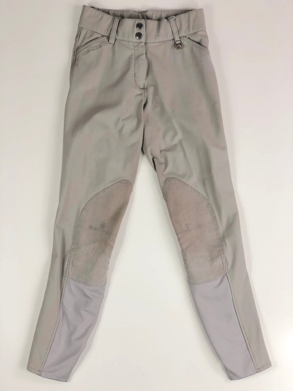 Romfh Sarafina Breeches in Mist Grey - Women's 22R