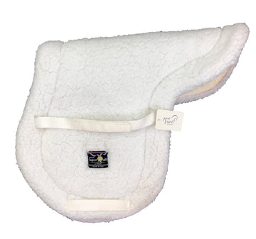Toklat Medallion SuperQuilt Saddle Pad in White